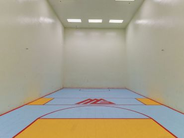 Raquetball Court
